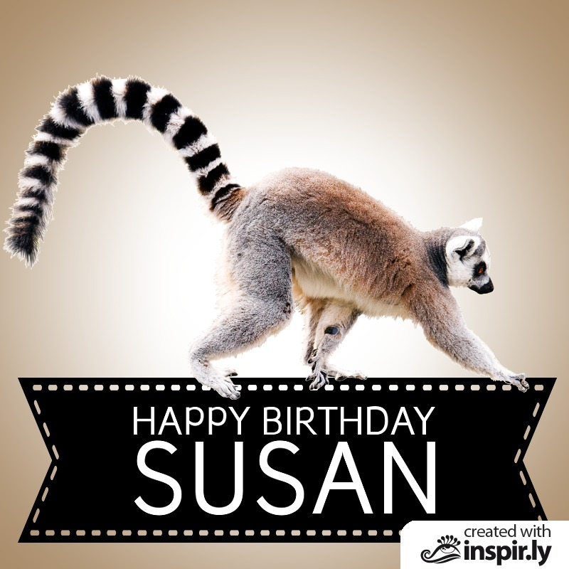 Happy Birthday Lemur-235243