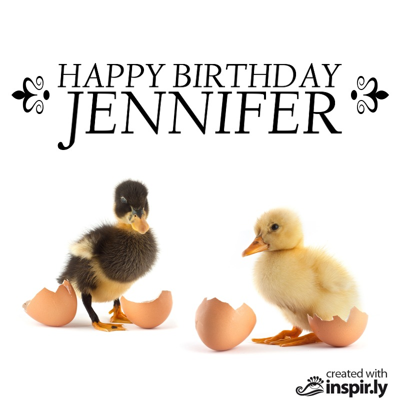 Happy Birthday chicks-235258