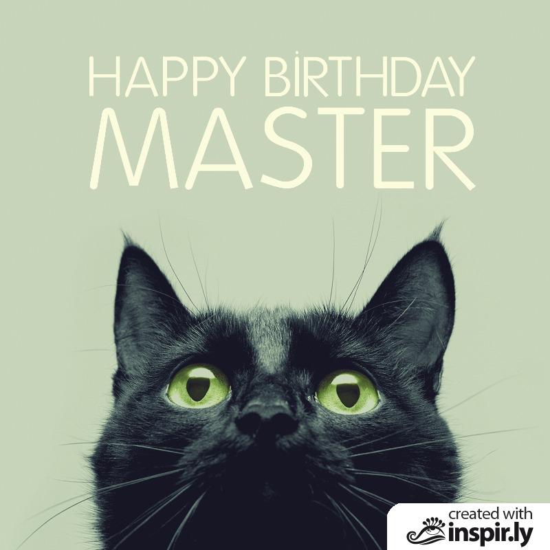 happy birthday master-235251